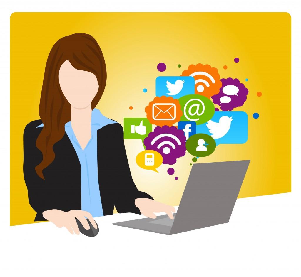 social media email list